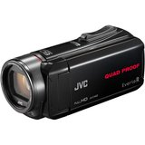 Camera video JVC GZ-R435B Quad-Proof, negru